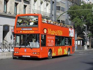 La EMT comienza a prestar el servicio de Bus Turístico a partir del próximo lunes