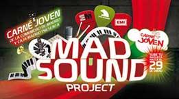 Tienes hasta el 29 de enero para concursar en MAD SOUND PROJECT