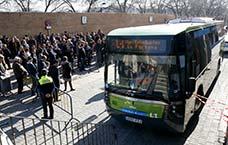 Nueva línea urbana de autobús en Leganés que conecta el centro con La Fortuna