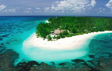 Viaja de Madrid a Seychelles con Emirates