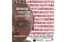 """""""África. Objetos y sujetos"""" y """"Penumbra"""""""