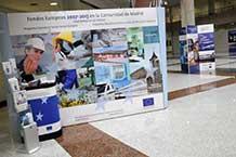 """Exposición """"¿Qué hace la Unión Europea por ti?"""