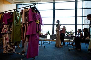 Las firmas de moda de segmento alto reunidas en los Showrooms de IFEMA