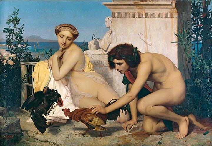 JEAN-LÉON GÉRÔME – Del 15 de febrero al 22 de mayo en el Museo Thyssen