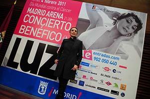 Música contra el cáncer – El 4 de febrero en Madrid Arena