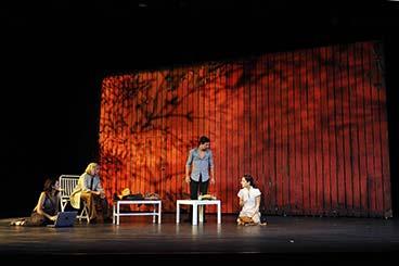 """""""Memento Mori"""" – Del 14 de enero al 13 de febrero en el Teatro Fernán Gómez"""