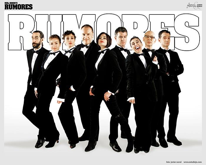 """""""Rumores"""" – En el Teatro Amaya"""