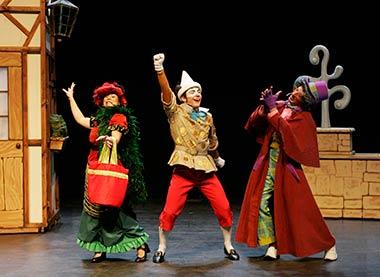 Pinocho – Un cuento musical. ¡¡Sorteo de 2 entradas dobles para el sabado 12¡¡