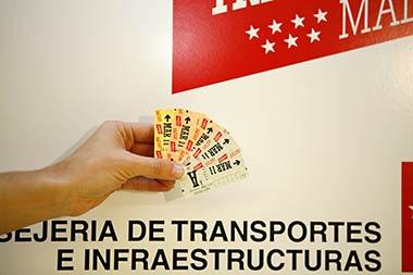 El Abono Transportes de marzo conmemora el 25 aniversario del Consorcio de Transportes