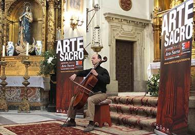 El Arte Sacro de diversas culturas llega a espacios históricos de la región
