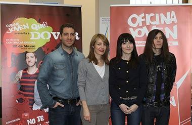 La Comunidad y el grupo Dover promueven el ocio saludable entre los jóvenes