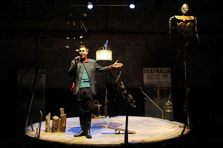 Teatralia, el festival de artes escénicas para niños y jóvenes, cumple 15 años