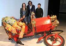 Madrid acoge la primera exposición individual de Yinka Shonibare en España