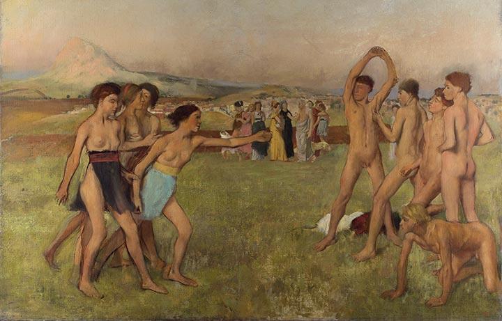 Heroínas en el Museo Thyssen‐Bornemisza