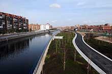 Madrid rio