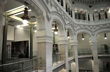 La seguridad y el mantenimiento del Palacio de Cibeles le cuesta a cada madrileño 1,5 euros al año.