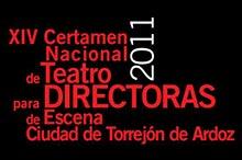 XIV Certamen Nacional de Teatro para Directoras de Escena