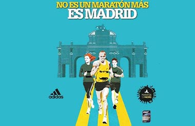 Maratón de Madrid 2011