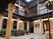 Fotografía del Museo Casa Natal de Cervantes