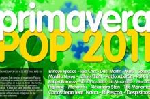 primavera pop 2011