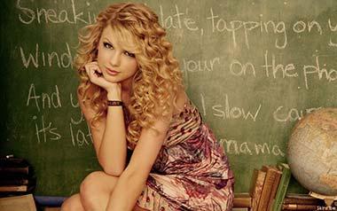 Taylor Swift en concierto el 19 de marzo