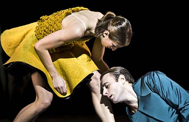 Los Teatros del Canal estrenan funciones de danza, de Christian Spuck y Mats Ek
