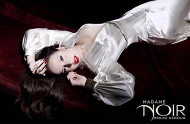 """Mónica Naranjo en """"Madame Noir"""""""