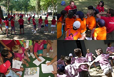 'Peque-campus' deportivo infantil con inglés, una novedad en Puerta de Hierro