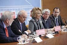 La Comunidad ha puesto a disposición de pymes y autónomos cerca de 25.000 millones de euros