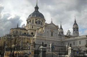 Catedral de Santa Maria de la Real Almudena