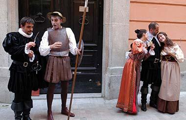 Madrid Literario, visita especial gratuita Día/Noche de los Libros