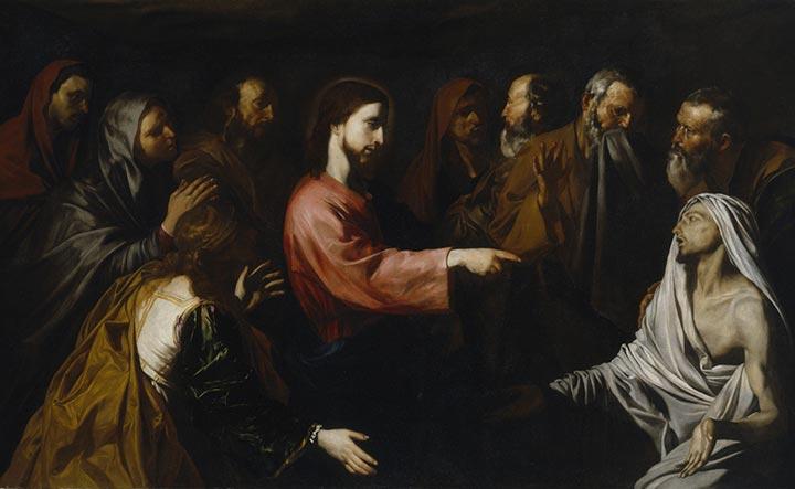 """El Museo de Prado expone """"El joven Ribera"""""""