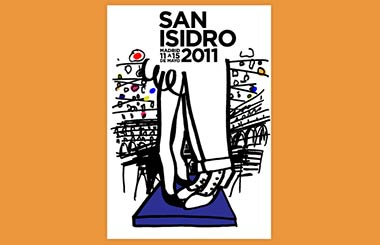 Madrid prepara su San Isidro