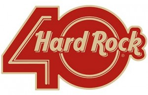 40 hard rock cafe