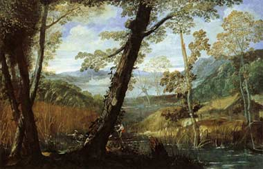 Roma: Naturaleza e Ideal. Paisajes 1600-1650