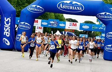 20.000 madrileñas participarán en la Carrera de la Mujer