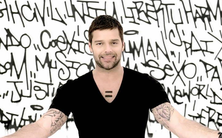 Ricky Martin, Música + Alma + Sexo