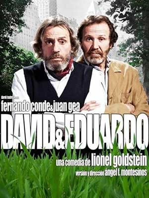David y Eduardo. Un extraño encuentro