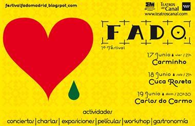 FADO (I Festival de Fado)