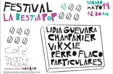 la bestia pop festival
