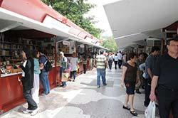 La Feria del Libro Antiguo y de Ocasión de Madrid
