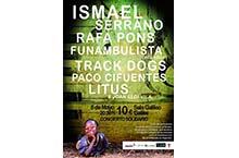 """Ismael Serrano, Rafa Pons, Litus, Funambulista, Paco Cifuentes y Garrett Wall + Track Dogs unen sus notas por un """"ORFANATO EN ÁFRICA"""""""