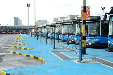 EMT Madrid, único operador de transporte público español en Google Transit Tiempo Real