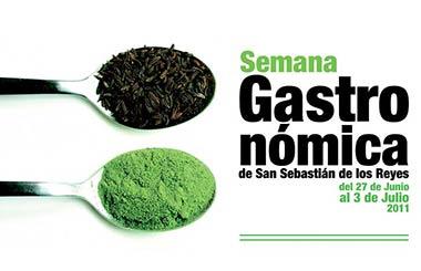 III Semana Gastronómica de San Sebastián de los Reyes