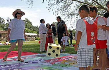 Abierta la Escuela de Verano del IRIS para niños de familias con pocos recursos