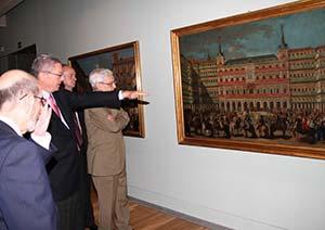La orfebrería estrena la nueva sala del Museo de Historia