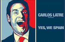 carlos latre yes we spain