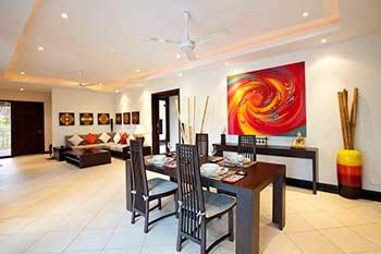 Villa de lujo Tailandia