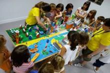 Talleres infantiles en el Museo del Prado