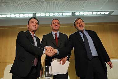 Madrid 2020 echa a andar